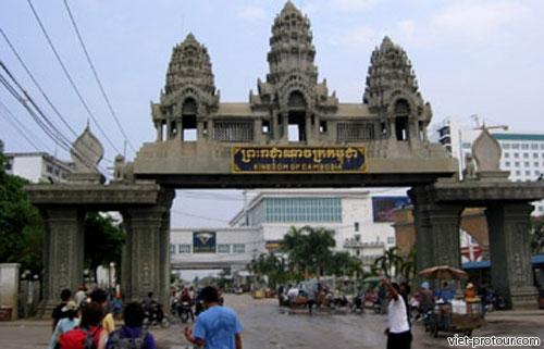Tour Du Lịch Hành Hương Campuchia Thái lan